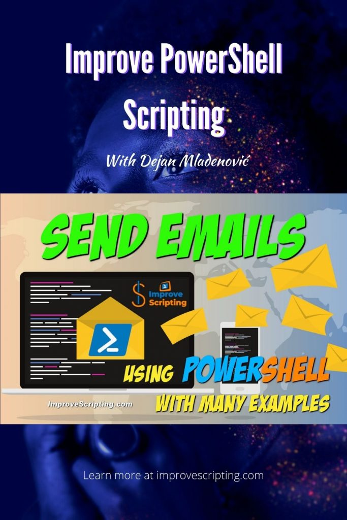 Send Emails Using PowerShell With Many Examples